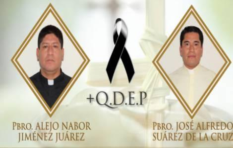 Deux prêtres enlevés et tués
