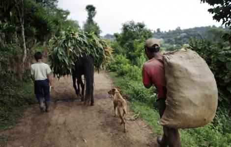 Deve finire lo sfruttamento di contadini