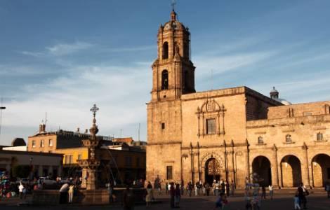 Chiesa a Michoacan