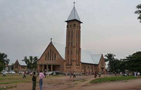 Catedral de Kananga