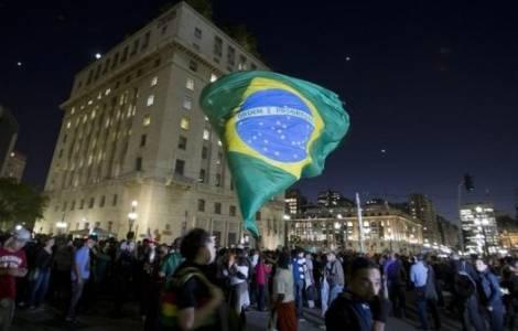 Crise au Brésil