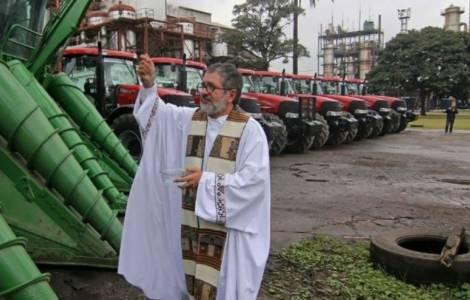 Le Père Juan Heraldo Viroche, trouvé mort hier