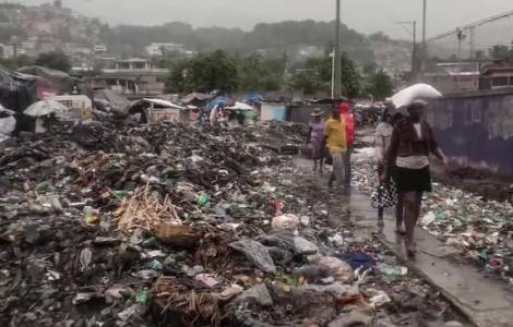 Ouragan Matthew à Haiti