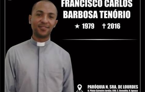 Le Père Francisco Carlos Barbosa Tenorio
