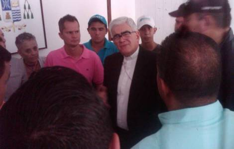 S.Exc. Mgr Fernando José Castro Aguayo