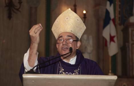 S.Exc. Mgr José Domingo Ulloa Mendieta, O.S.A