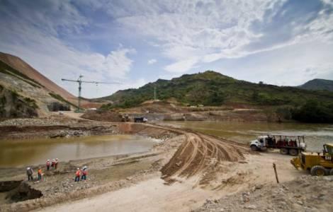 Projeto hidrelétrico de El Quimbo