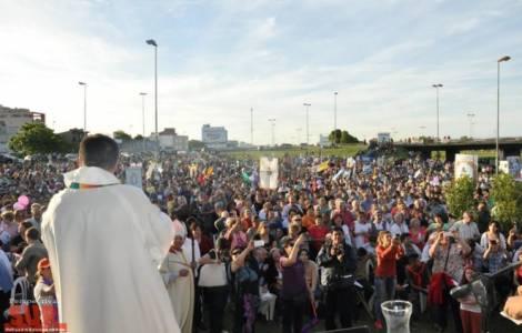 Messe de l'Espérance à Quilmes