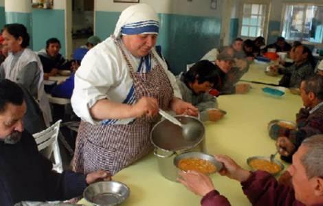 Aide de l'Eglise aux pauvres