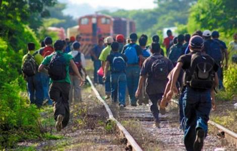 Aumentano i migranti nella frontiera