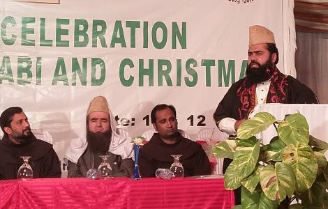 Muslims Celebrate Christmas.Asia Pakistan Christians Celebrate The Prophet S Birthday