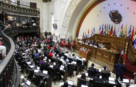 L'Assemblée nationale du Venezuela