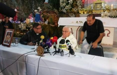 L'Evêque de Saltillo, S.Exc. Mgr José Raúl Vera Ló