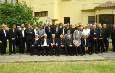 La Conférence épiscopale du Pérou