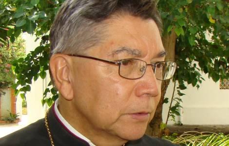 S.Exc. Mgr Ubaldo Ramón Santana Sequera