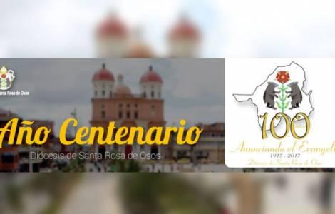 Centenaire du Diocèse de Santa Rosa de Osos