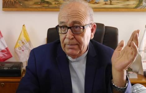 S.Exc. Mgr Angel Francisco Simon Piorno