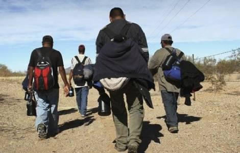 Chihuahua altro percorso per i migranti