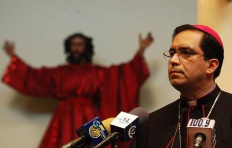 S.Exc. Mgr José Luis Escobar Alas