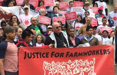 Justice sociale pour 120.000 travailleurs agricole