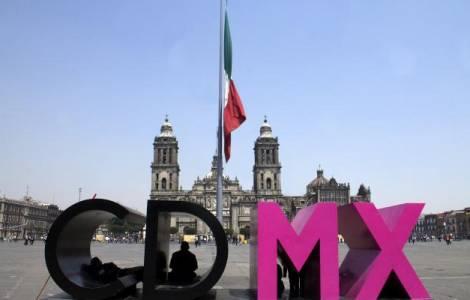 Nouvelle Constitution pour la seule ville de Mexic