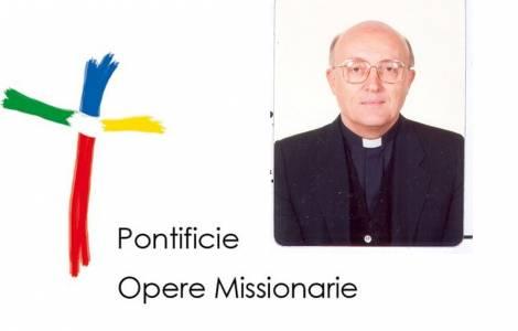 Le défunt Père Fernando Galbiati, PIME