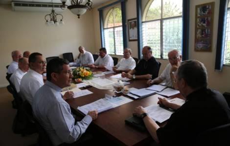 A Conferência Episcpoal de Honduras (CEH)