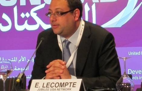 Eric LeCompte, Directeur exécutif de la coalition