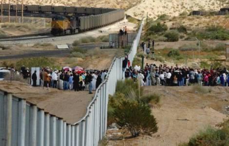Frontiera Messico-Usa