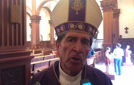 S.Exc. Mgr Antonio González Sánchez