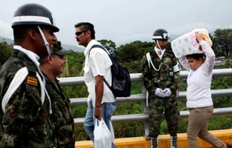 Aide de l'Eglise catholique aux émigrants fuyant l
