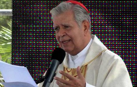 S.Em. le Cardinal Jorge Urosa Savino