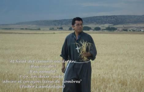 O franciscano Diego Bedoya