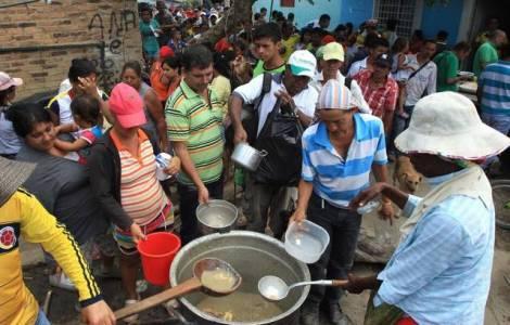 Garantir de quoi manger aux familles les plus pauv