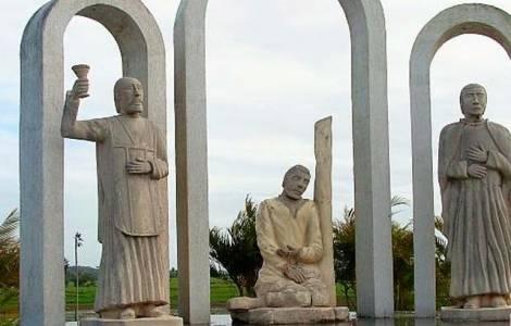 Premiers martyrs du Brésil