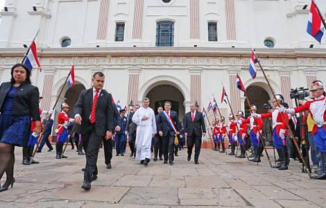 Anniversario dell'indipendenza: ribadita la necessità di riformare insieme la Costituzione