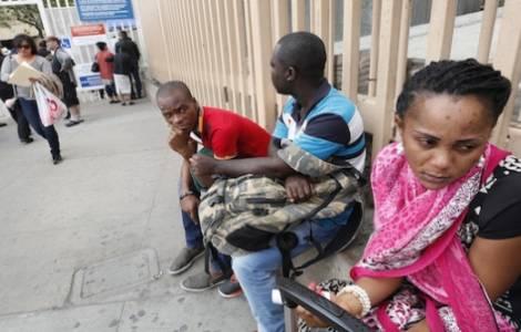 I Vescovi ringraziano il governo per l'aiuto agli haitiani che vivono negli Stati Uniti