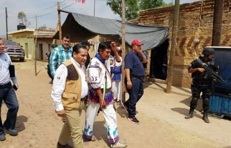Il Card. Robles Ortega chiede chiarimenti sull'omicidio di due leader indigeni wixarika