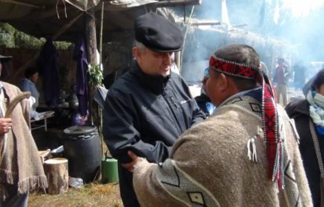Il debito con il popolo Mapuche ricordato da Mons. Vargas alla vigilia della Legge Araucania