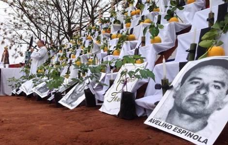 """A 5 anni dal massacro di Curuguaty: """"Lugo non rappresenta nessuno"""" dice Mons. Medina"""