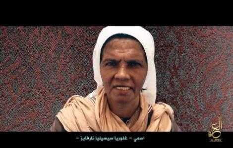 Anche suor Gloria Cecilia nel video diffuso da Al Qaeda con i rapiti in Mali