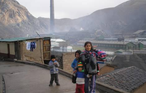 Dénonciation de l'Archevêque de Huancayo concernan