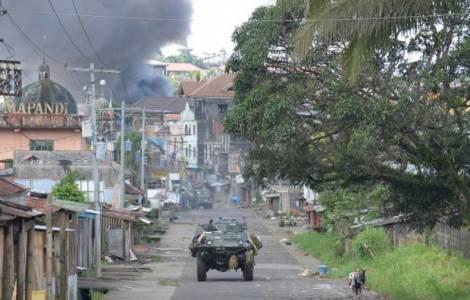 terrorristen auf den philipinen