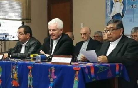 Appel au dialogue de la Conférence épiscopale pour