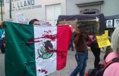 Le Mexique, détenteur du recours de personnes tuée