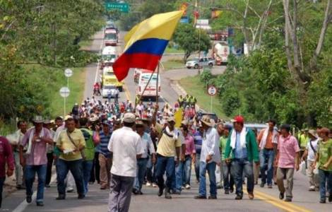Contadini Colombiani