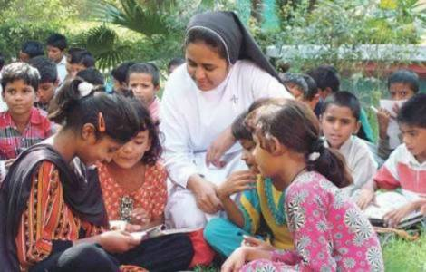 Missionary work in Pakistan