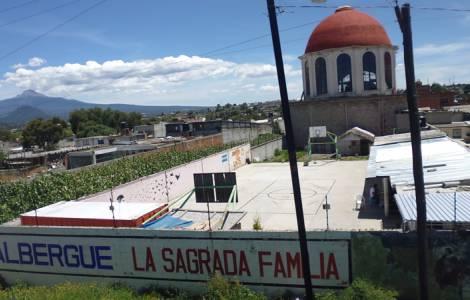 Centre d'accueil Sainte Famille d'Apizaco