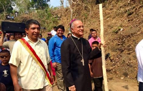 Appel de l'Evêque auxiliaire de Managua à un vote