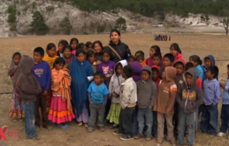 Enfants Tarahuamara